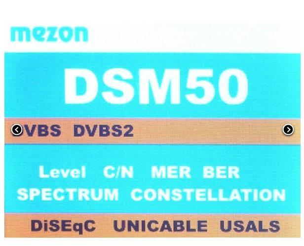 Miernik sat DSM50