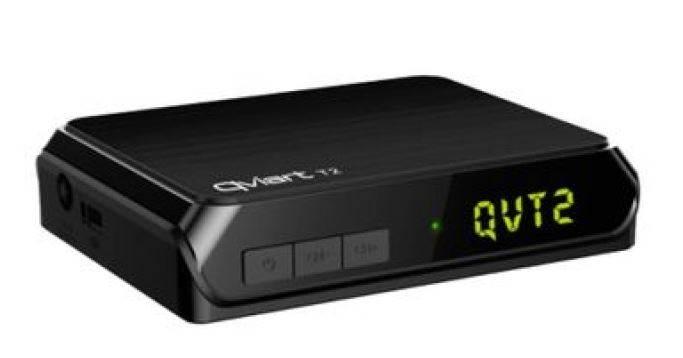 Tuner DVB-T/T2 Qviart TERRA HD