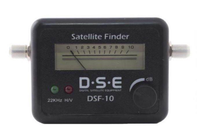 Miernik sat DVB-S SF-9506