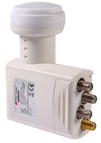 Konwerter OPTICUM ROBUST SCR UNICABLE LNB LEGACY 3