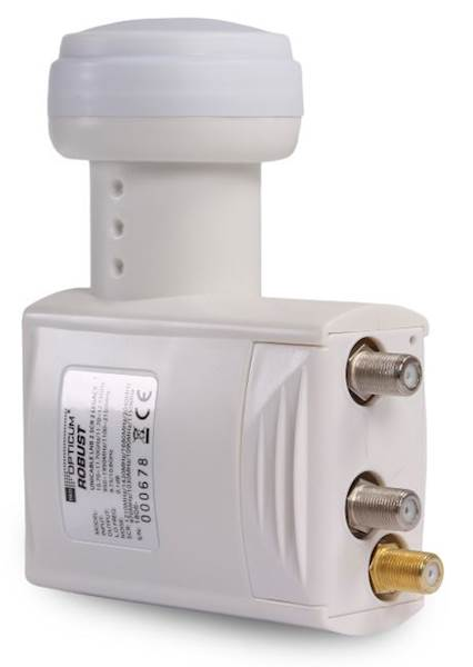 Konwerter OPTICUM ROBUST UNICABLE SCR2 LNB2 Legacy