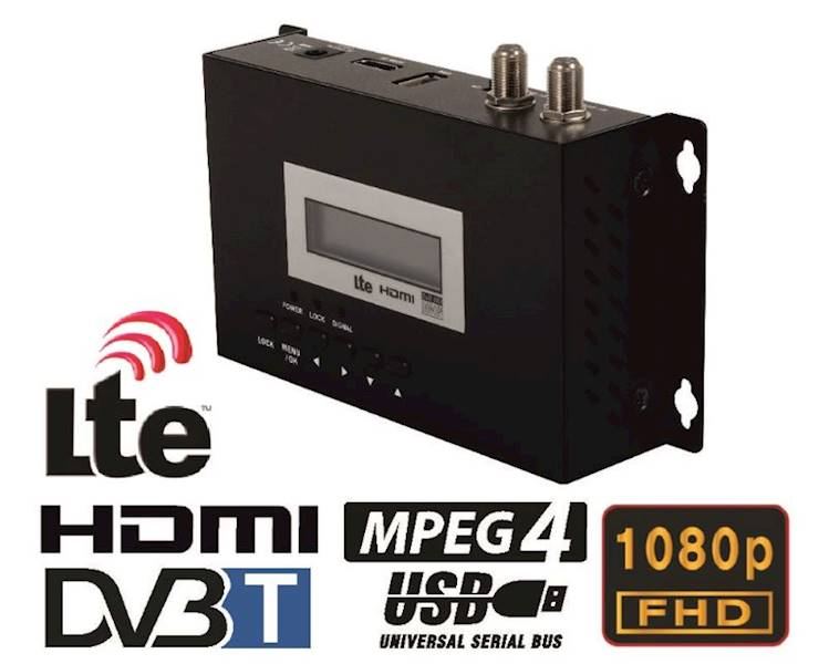 Modulator Opticum HDMI DVB-T