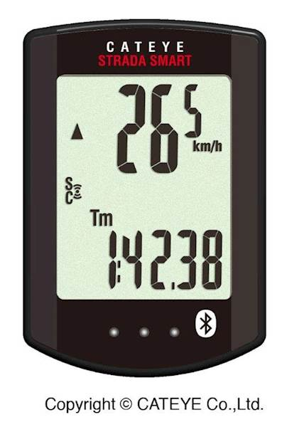 Licznik Cateye STRADA SMART CC-RD500B cza