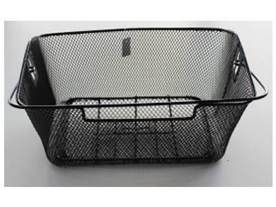 Kosz na tylny bagażnik BASIL BASKET stalowy czarny
