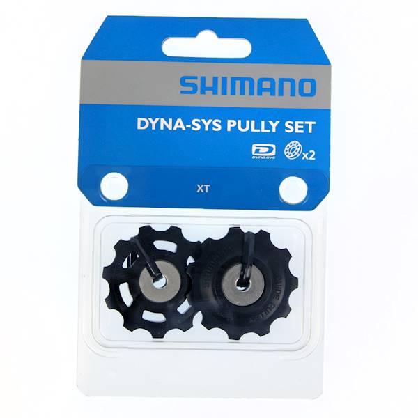 Kółka Przerzerzutki Shimano RD-M773