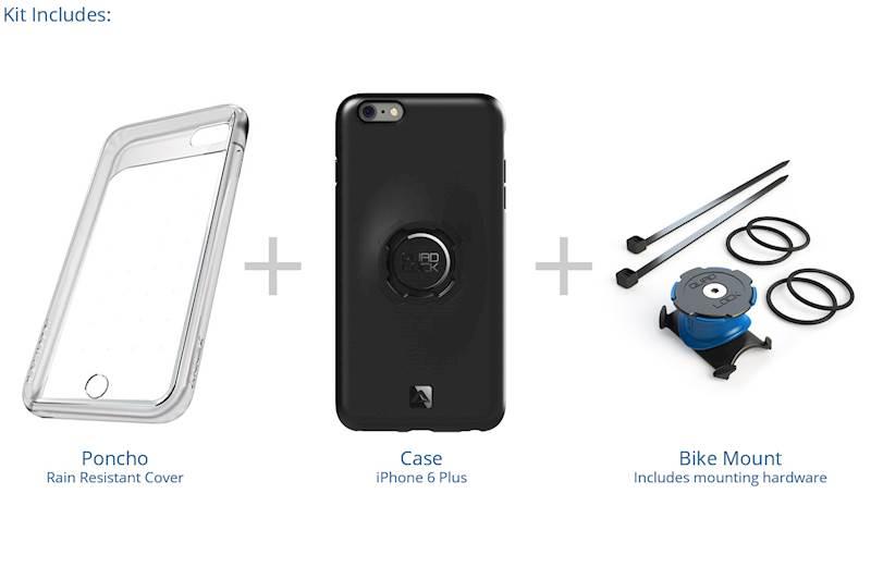 Zestaw QuadLock -  iPhone 6 Plus / 6S Plus
