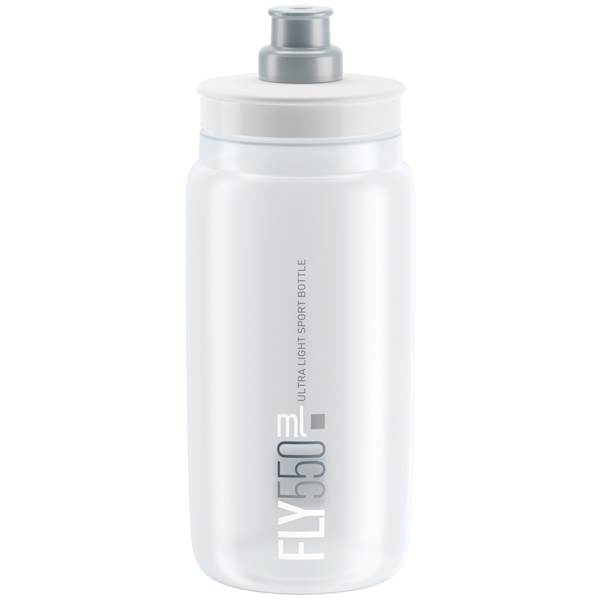 Bidon Elite Fly Clear 2018 550ml