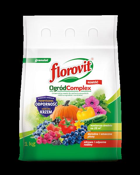 FLOROVIT OGRÓD COMPLEX 1 KG