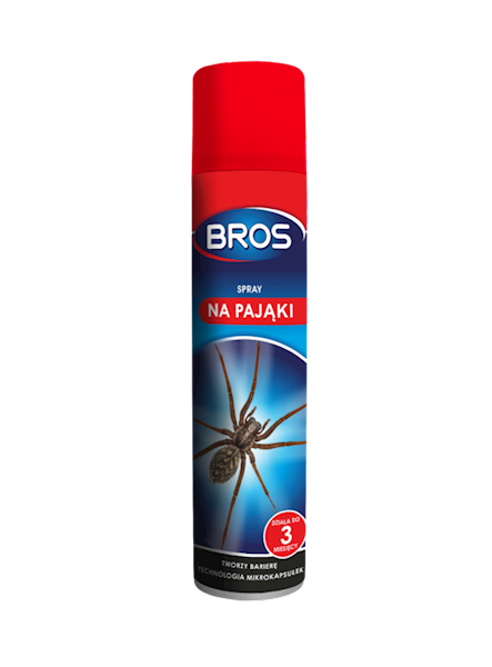 Spray na pająki Bros 250ml