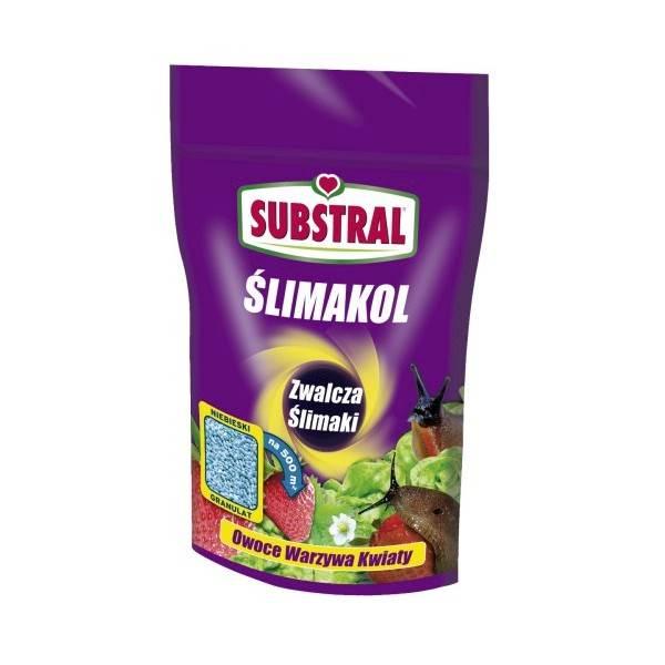 Preparat na ślimaki Siubstral, Ślimakol Substral 350g