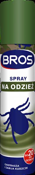 Spray na kleszcze Bros 90ml