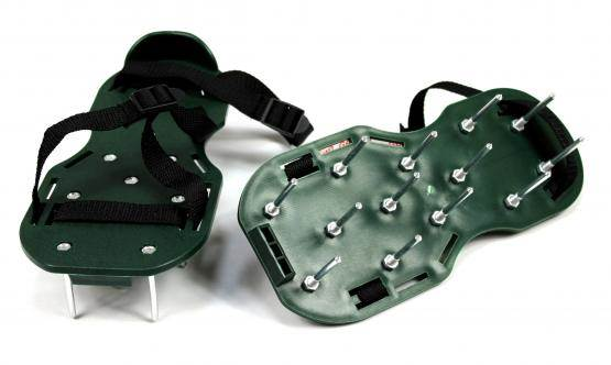 Aerator sandałowy, kultywator sandałowy