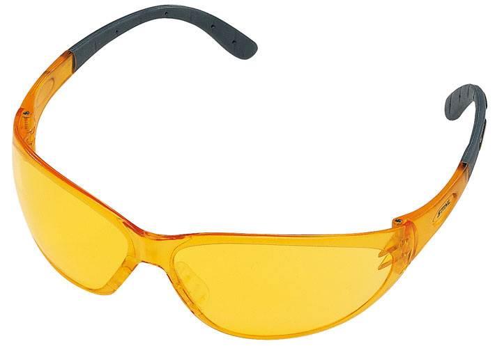 Okulary ochronne Contrast żółte STIHL