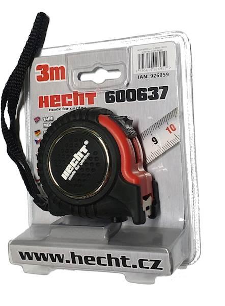 Taśma miernicza 3m Hecht 600637