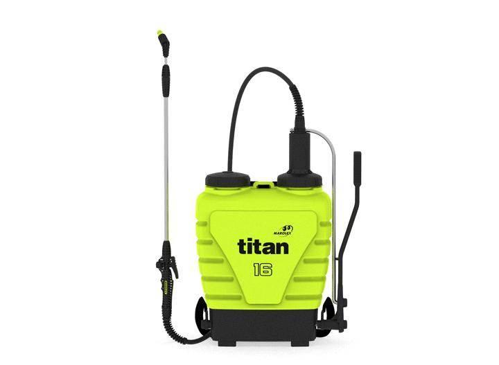 Opryskiwacz plecakowy MAROLEX 16L Titan