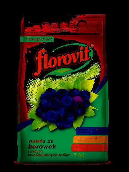 Nawóz do borówek Florovit 3kg
