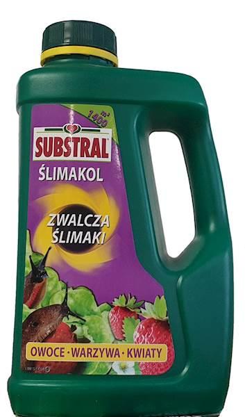 Preparat na ślimaki Siubstral, Ślimakol Substral 1kg