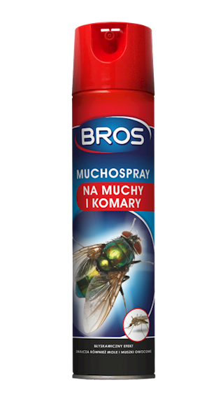 BROS MUCHOSPRAY  400 ml