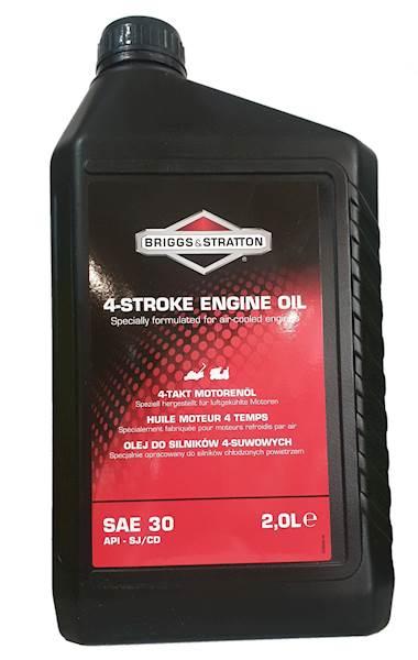 Olej B&S SAE30 2L