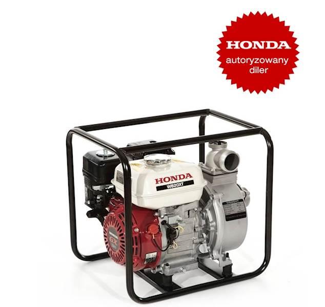 MotoPompa Honda WB 20XT, Pompa Honda WB 20XT, Pompa do czystej wody Honda WB 20XT