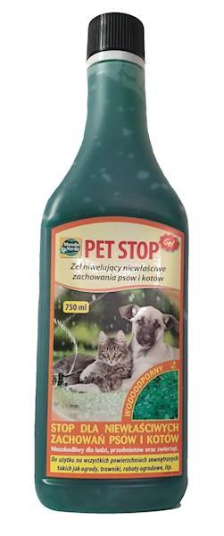Bariera zapachowa pet stop żel, Mondo Verde żel na psy 750ml