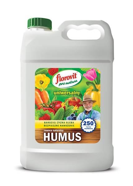 Nawóz uniwersalny humus Florovit 2,5l