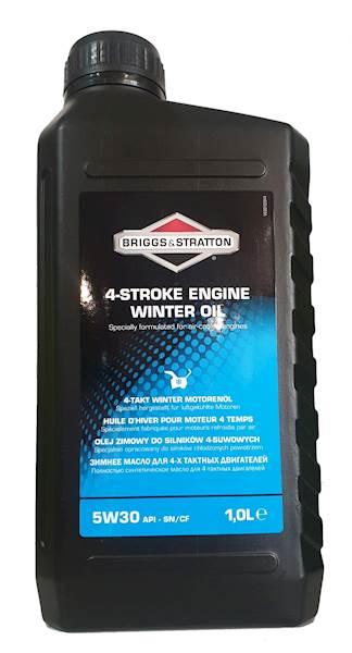 Olej B&S 5W30 1l - olej syntetyczny