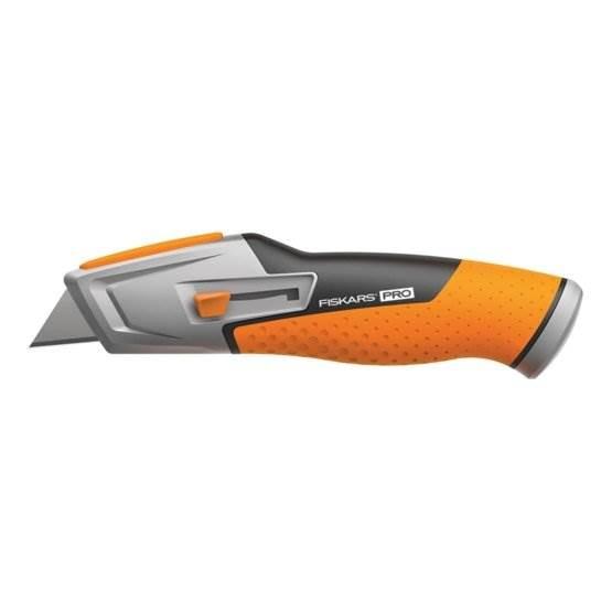 HARD nóż uni.z chowanym ostrzem Fisakrs 1027223