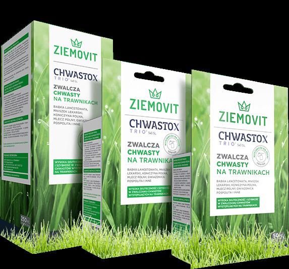 CHWASTOX TRIO 540 SL 20ml ZIEMOVIT