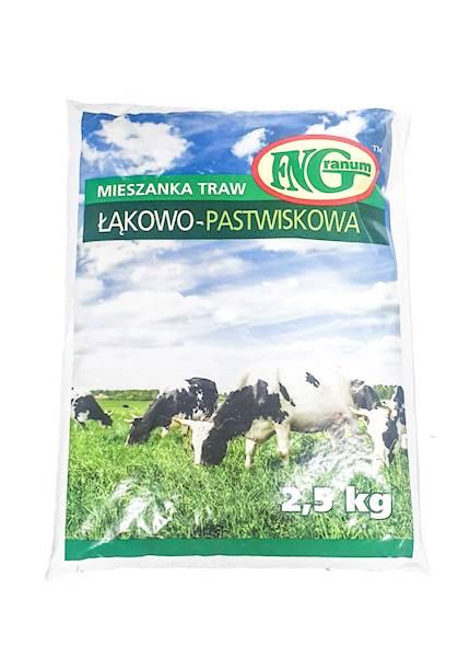 MIESZANKA TRAW ŁĄKOWYCH 2,5 Kg  Granum