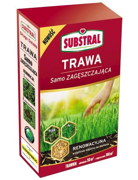 MIESZANKA TRAW RENOWACJA 3 kg /SUBSTRAL