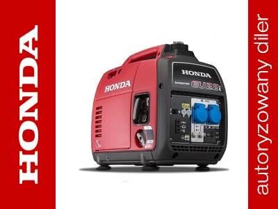 Agregat prądotwórczy Honda EU 22i, Agregat Honda Eu 22i