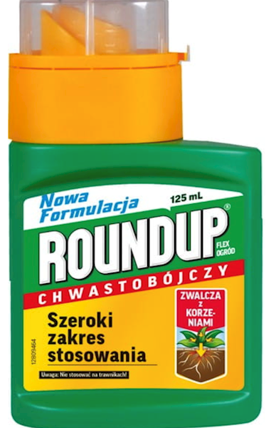 Roundup flex ogród 125ml - chwastobójczy