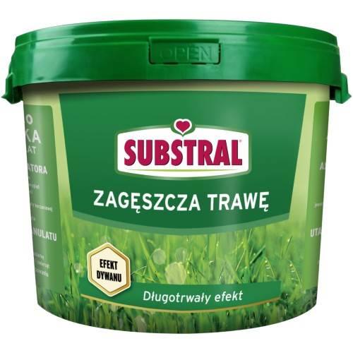 Nawóz zagęczający trawę Substral 5kg (działa 100dni)