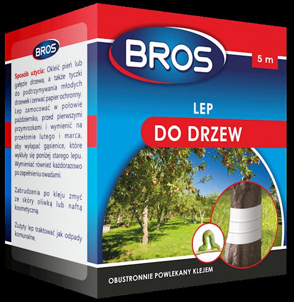 Lep do drzew Bros 5m (opaska lepowa)