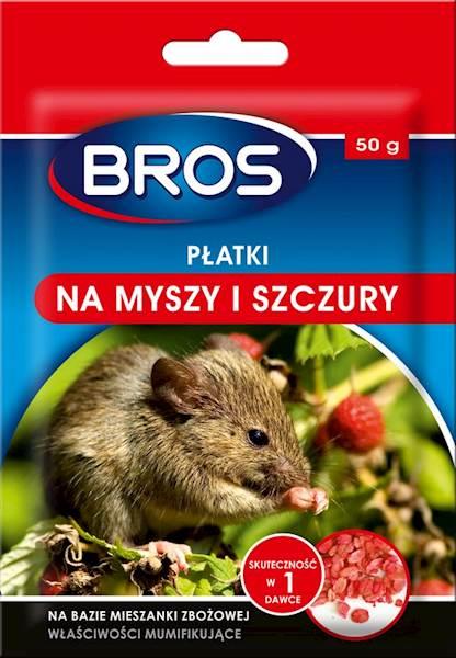 Płatki na myszy Bros płatkil - 50g
