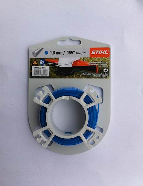 ŻYŁKA 1,6 X20m Stihl okrągła
