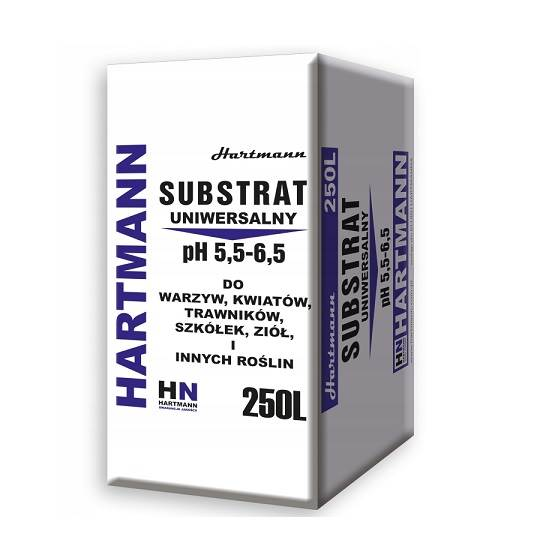 SUBSTRAT 250 L HT  ph 5,5-6,5