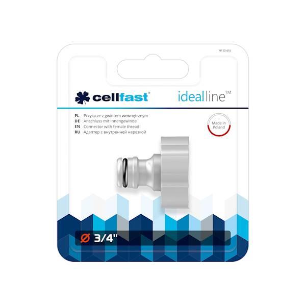 CELL KOŃCÓWKA NA KRAN 3/4 g.w 50-655/Ideal