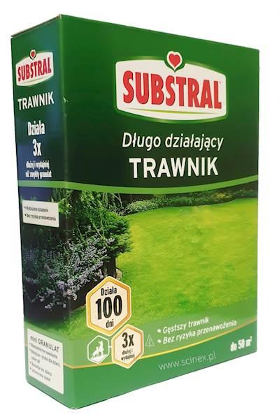 Nawóz do trawnika Substral 100dni 1kg