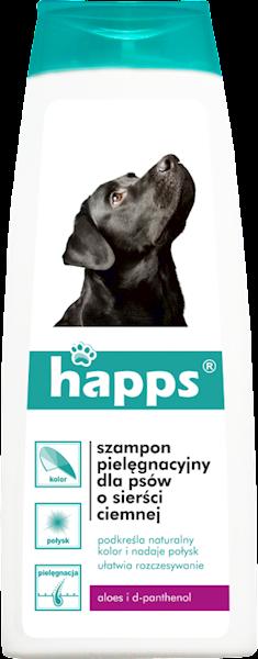 SZAMPON PIELĘGNACYJNY DLA PSÓW HAPPS 200ML