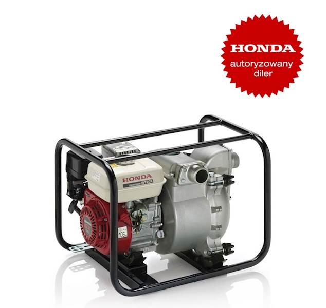 Pompa szlamowa Honda WT20X, Motopompa Honda WT20X