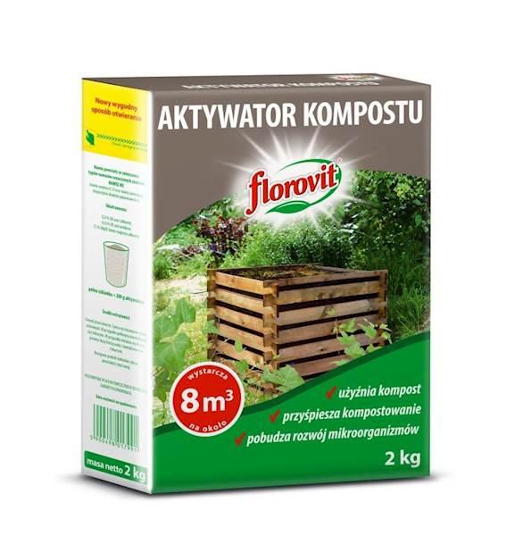 Aktywator do kompostu Florovit 2kg