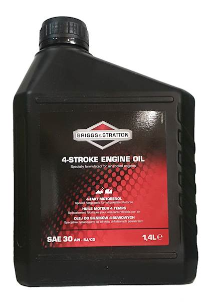 Olej B&S SAE30 1,4l - Olej Briggs&Stration SAE30 1,4L
