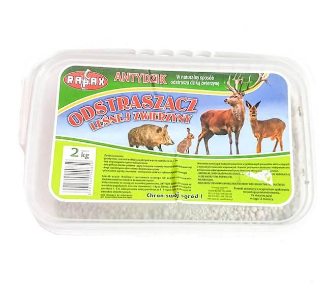 Odstraszacz zwierzyny leśnej Rapax 2kg