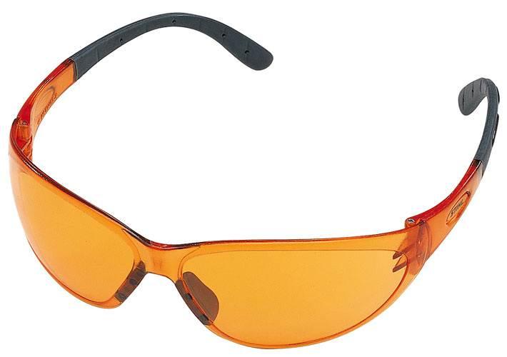 Okulary ochronne contrast pomarańczowe STIHL