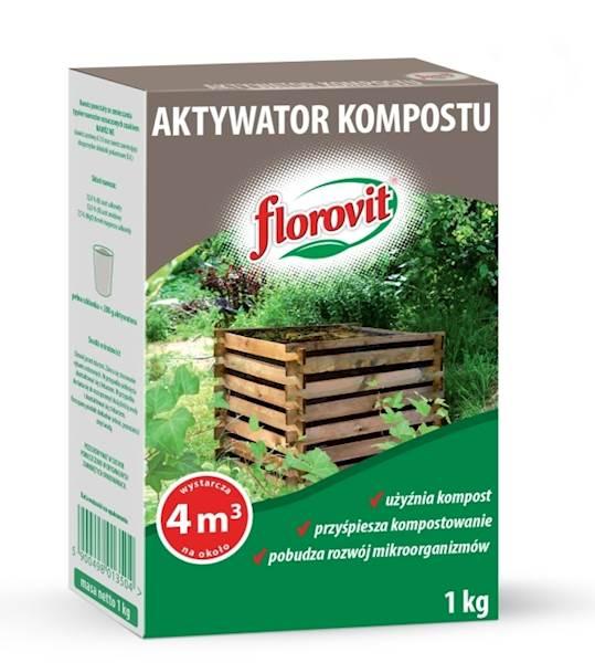 Aktywator do kompostu Florovit 1kg