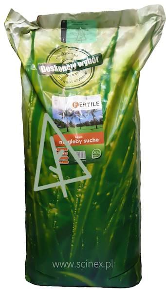 Mieszanka traw na suche 20 kg Fertile