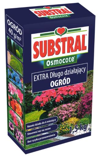 OSMOCOTE DO OGRODU 1,5KG /S