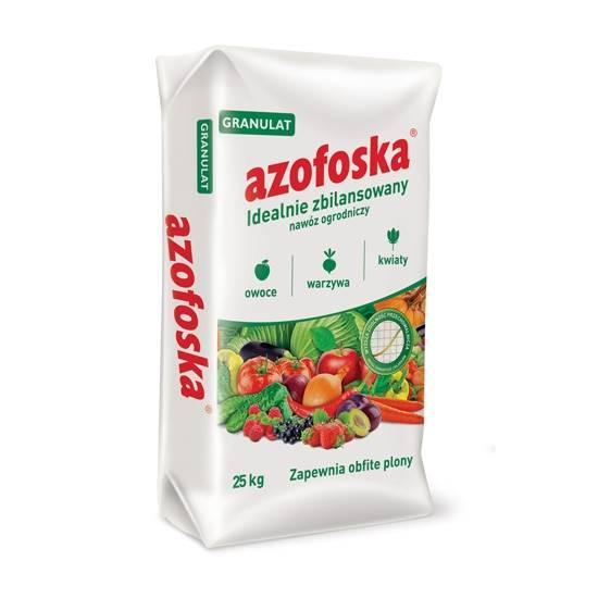 AZOFOSKA 25 KG GRANULAT